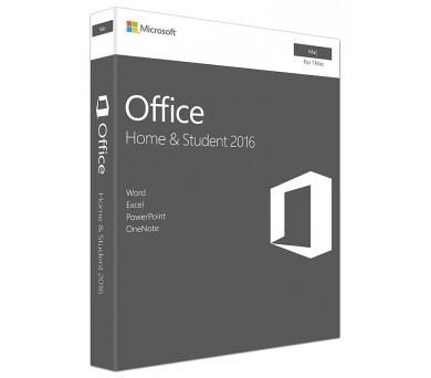 Microsoft Office Mac 2016 pro domácnosti Eng + DOPRAVA ZDARMA