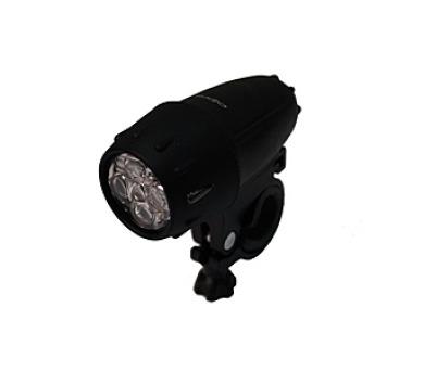 kolo Olpran 5 LED přední - černá
