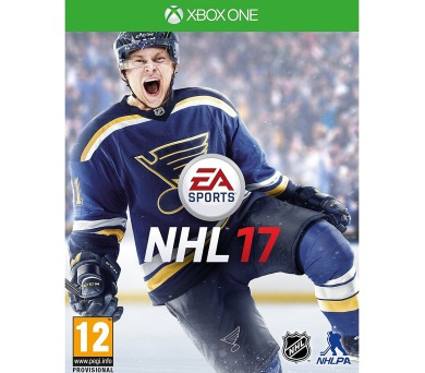 Hra EA Xbox One NHL 17