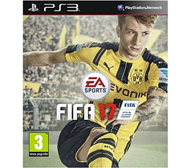 Hra EA PlayStation 3 FIFA 17