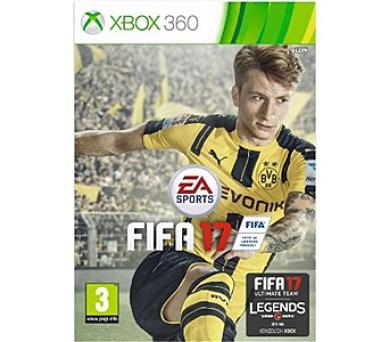 Hra EA Xbox 360 FIFA 17 + DOPRAVA ZDARMA