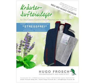 Bylinný vonný sáček do termoforu Hugo Frosch – proti stresu