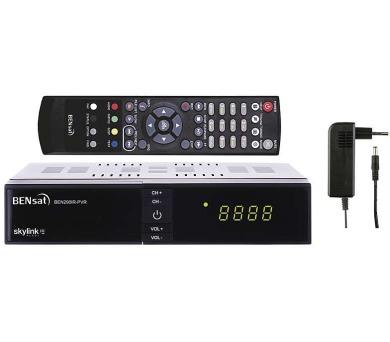 HD satelitní přijímač Bensat 290IR-PVR + DOPRAVA ZDARMA