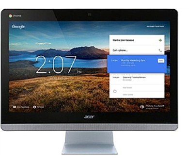 "One Acer Chromebase CA24I Wb3215U 65W 23,8"",Celeron 3215U"