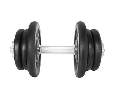 LIFEFIT nakládací jednoruční 22 kg
