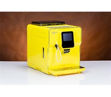 Kávovar LUCAFFE Raffaello Latte Pro Yellow + voucher na 1,4kg zrnkové kávy + DOPRAVA ZDARMA