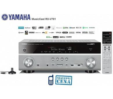 Yamaha RX-V781 + DOPRAVA ZDARMA