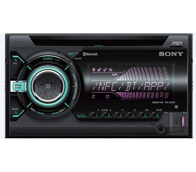 Sony WX-900BT + DOPRAVA ZDARMA