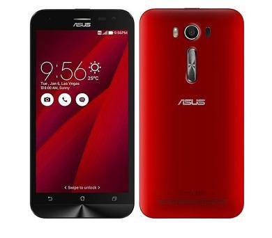 Asus ZenFone 2 Laser 32 GB ZE500KL - červený + DOPRAVA ZDARMA