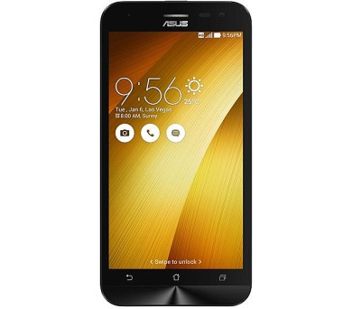 Asus ZenFone 2 Laser 32 GB ZE500KL - zlatý