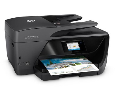 Tiskárna multifunkční HP Officejet Pro 6960 A4 - černá + DOPRAVA ZDARMA