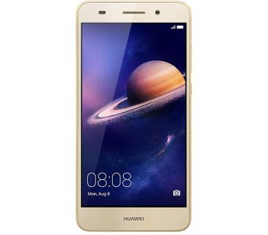 Huawei Y6 II Dual SIM - zlatý