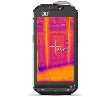 Mobilní telefon Caterpillar S60 - černý + DOPRAVA ZDARMA