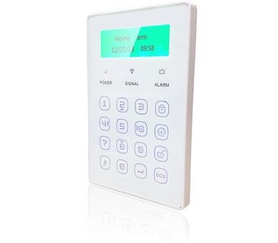 iGET SECURITY M3P13 - externí bezdrátová klávesnice s LCD