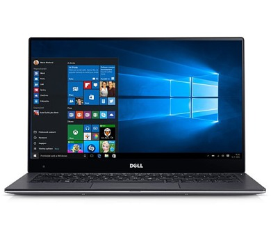 Dell XPS 13 (9350) Touch i7-6600U
