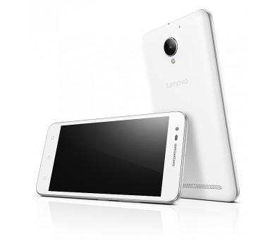 Lenovo C2 Dual SIM - bílý