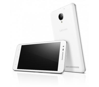 Lenovo C2 Power Dual SIM - bílý