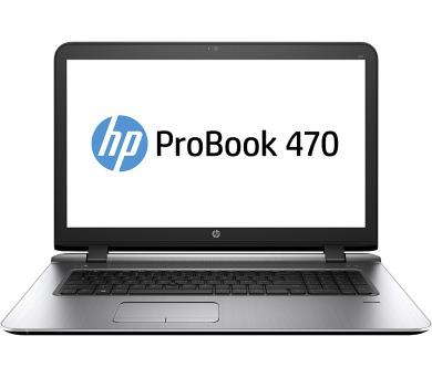 ProBook 470G3 17,3 i5 4G 256G 2G W10P HP Hewlett Packard