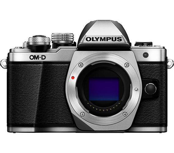 Olympus E-M10 Mark II body