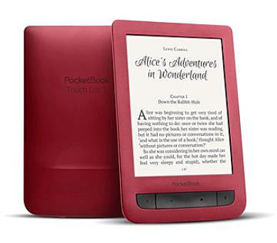 E-book POCKETBOOK 626 Touch Lux 3