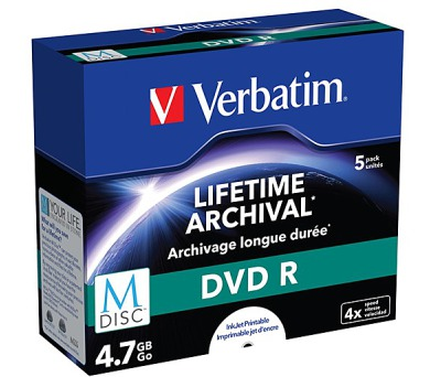 Verbatim DVD-R M-Disc 4,7GB