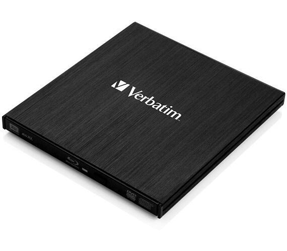 Verbatim External Slimline USB 3.0 (43890)
