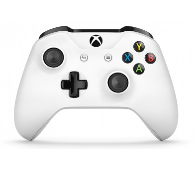 Microsoft Xbox One S Wireless - bílý
