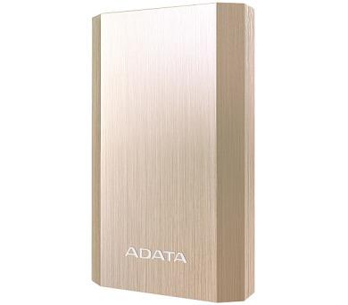 A-Data A10050 10050mAh - zlatá