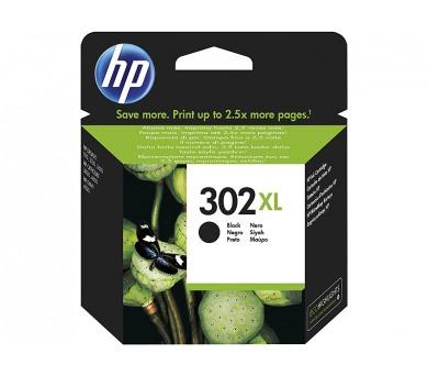 Inkoustová náplň HP 302XL