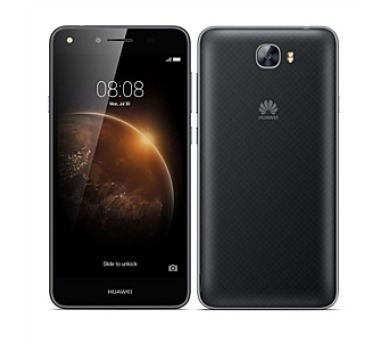 Huawei Y6 II Compact Dual SIM - černý