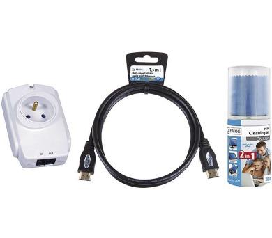 Starter kit EMOS- přepěťová ochrana + DOPRAVA ZDARMA