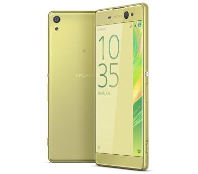 Sony Xperia XA Ultra (F3211) - zlatý
