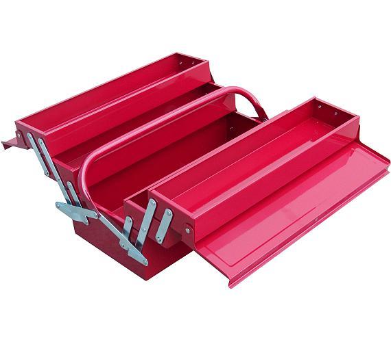 Kufr na nářadí kovový