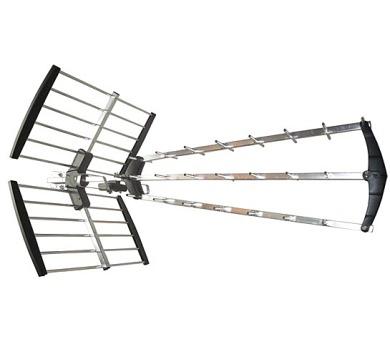 Venkovní DVB-T anténa - UHF 21-60k. LTE/4G filtr