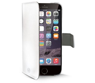 Celly Wally pro Apple iPhone 8/7 - bílé