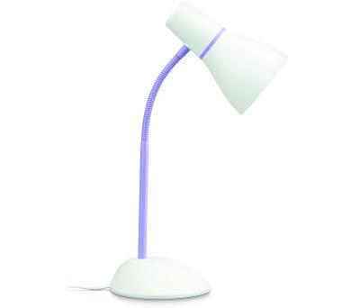 PEAR stolní lampa fialová 1x11W Massive 71567/96/PN