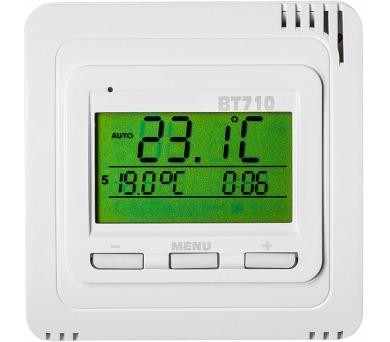 Bezdrátový digitální termostat BPT710 + DOPRAVA ZDARMA