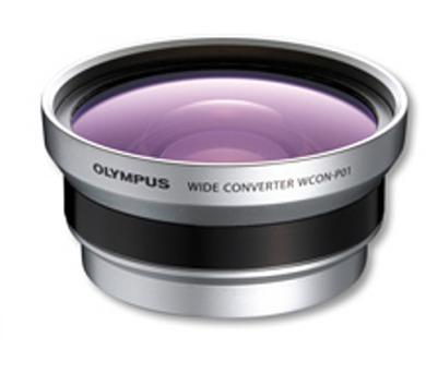 Olympus WCON-P01 širokoúhlá předsádka + DOPRAVA ZDARMA