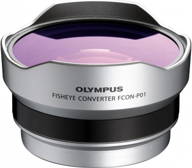 Olympus FCON-P01 rybí oko