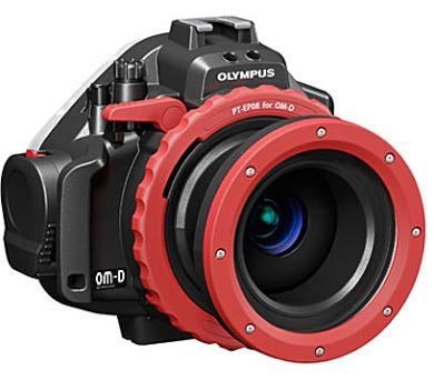 Olympus PT-EP08 - Podvodní pouzdro pro E-M5 + DOPRAVA ZDARMA