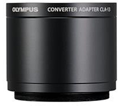 Olympus CLA-13 mezi TCON-17X a Stylus 1