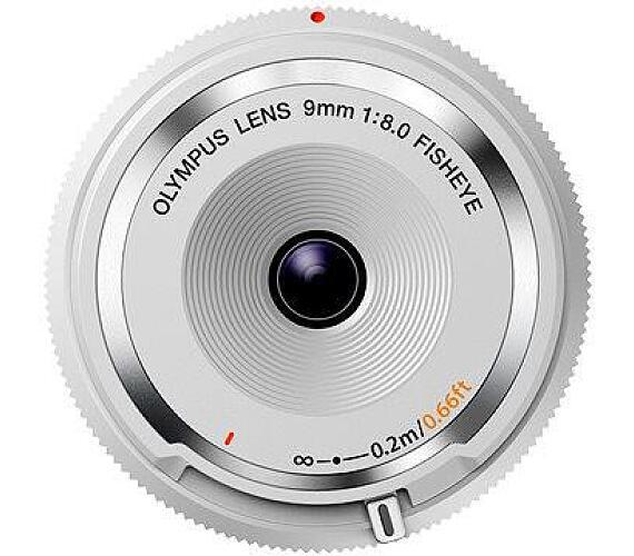 Olympus BCL-0980 white + DOPRAVA ZDARMA