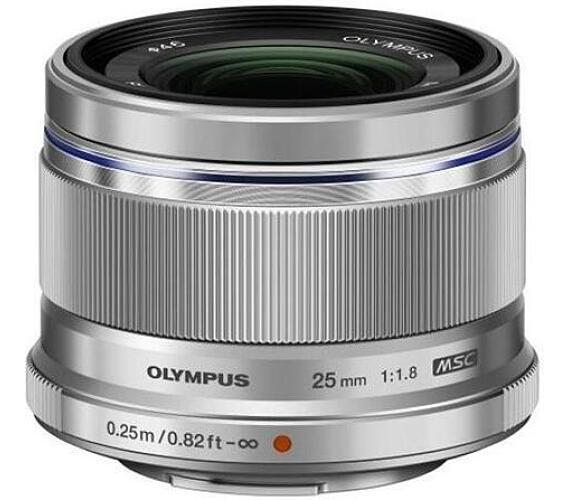 Olympus ES-M2518 silver + DOPRAVA ZDARMA