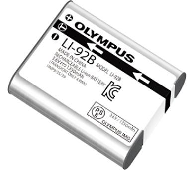 Olympus Li-92B Lithium ion baterie + DOPRAVA ZDARMA