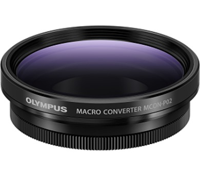 Olympus MCON-P02 makro předsádka
