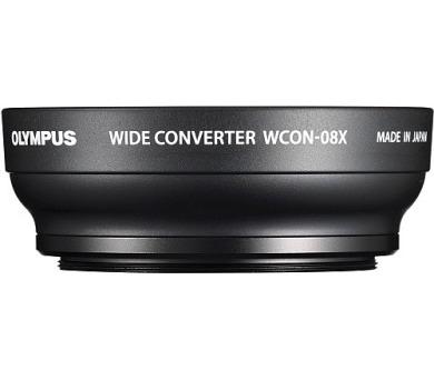 Olympus WCON-08X - Širokoúhlá předsádka pro Stylus 1 (s CLA-14)