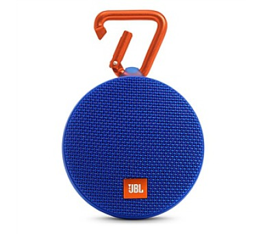 JBL Clip 2 Blue + DOPRAVA ZDARMA