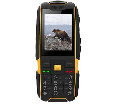 Aligator R20 eXtremo - černý/žlutý + DOPRAVA ZDARMA