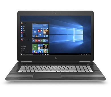 Notebook HP Pavilion Gaming 17-ab007 i7-6700HQ