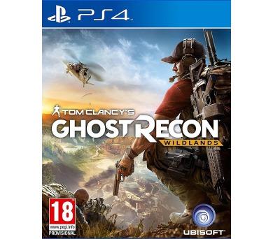 Ubisoft PlayStation 4 Tom Clancy's Ghost Recon: Wildlands